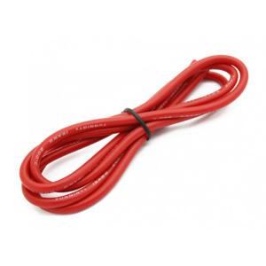 CABLE SILICONA ROJO  12AWG - 1M