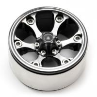 "FASTRAX 1.9 ""HEAVY DUTY 6-SPOKE ALLOY WHADELCE WHEELS 2 UNID"