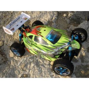 Buggy 1/10 XSTR HSP 4WD CON RADIO 2,4GHZ