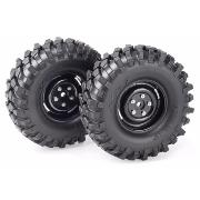 Ruedas absima para crawler 108mm hexagono de 12mm (2unid)