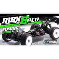 MUGEN MBX8 1/8 ECO KIT COMPETICION