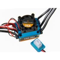 VARIADOR BRUSHLESS 35A 2-3S WATERPROOF CON REVERSE