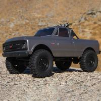 AXIAL SCX24 1967 CHEVROLET CRAWLER RTR 1/24 GRIS