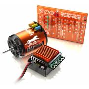 Combo SKY RC LEOPARD 4000KV 8.5T Y VARIADOR 60A BRUSHLESS