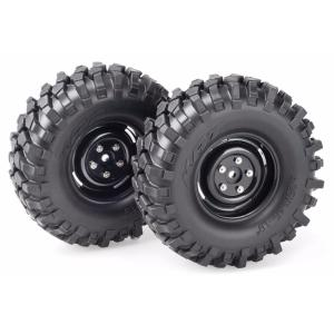 Ruedas absima para crawler 96mm hexagono de 12mm (2unid)