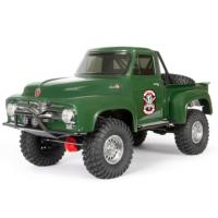 AXIAL SCX10II 1955 FORD F-100 TRUCK 4WD CRAWLER RTR VERDE