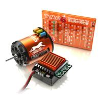 Combo SKY RC LEOPARD 2590KV 13.5T Y VARIADOR 60A BRUSHLESS