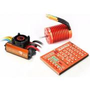 Combo SKY RC LEOPARD 3300KV 12T Y VARIADOR 60A BRUSHLESS
