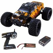 Coche DF MODELS FASTRUCK 1/10 BRUSHLESS LIPO RTR