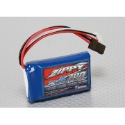 Batería Zippy Flightmax 700mAh 6.6V 5C LiFePo4 receptor Pack