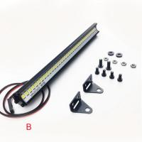 BARRA DE LUCES LED SUPERIOR CRAWLER B