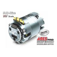 COMBO BRUSHLESS HOBBYWING 10BL60 Y MOTOR ARES 10,5T SENSORED