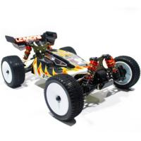 COCHE BRUSHLESS COMPETICION 1/14 EMB-TGH LC RACING BUGGY