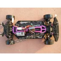 DRIFTING 1:10 HSP FLYING FISH a 2.4 GHz CON LIPO