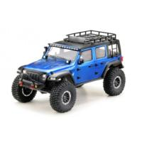 CRAWLER ABSIMA SHERPA 1/10 4X4 CR3.4.6 CANALES LUCES RTR GRIS