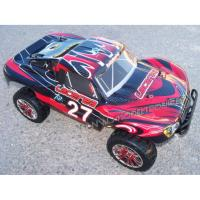 [TOP Li-Po] Rally HSP 1:8 Brushless LIPO EDITION ROJO-NEGRO