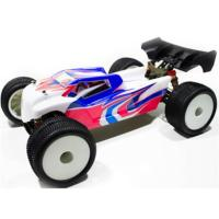COCHE BRUSHLESS COMPETICION 1/14 EMB-TGH LC RACING TRUGGY