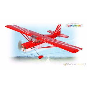 Avion Super Decathlon EP Phoenix Model 1300mm  ELECTRICO