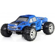 Coche Monster Track Azul 1/18 A979 WLtoys RTR 2,4Ghz