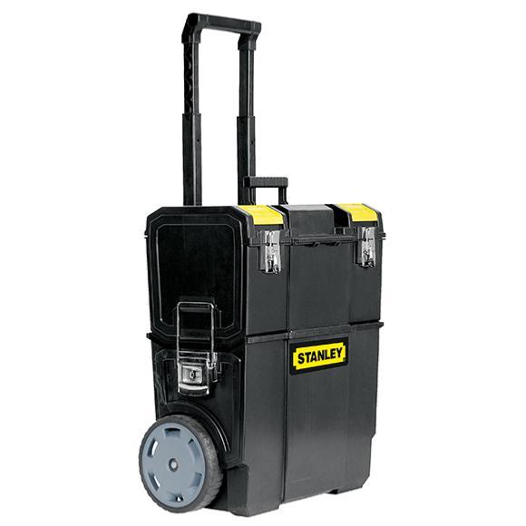 Maleta de herramientas rc stanley gran capacidad con ruedas - Maleta para herramientas ...